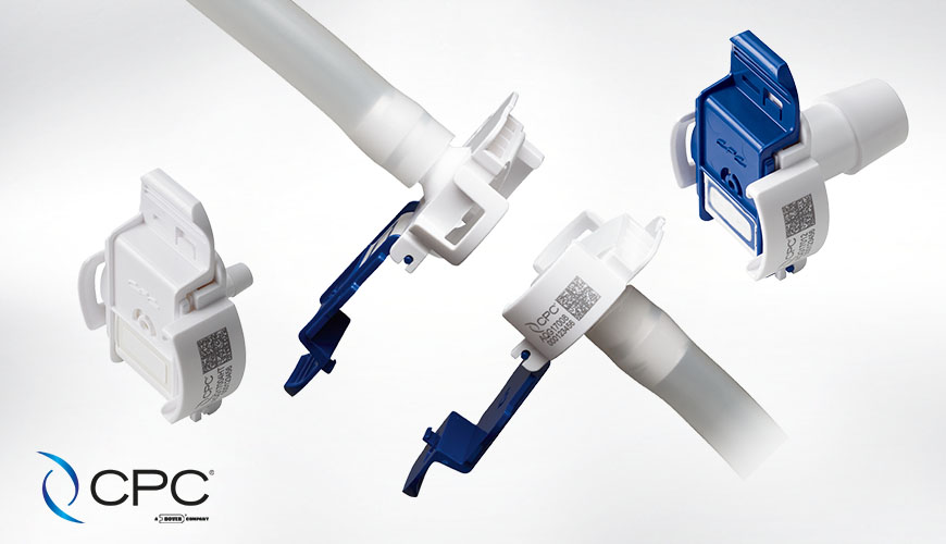 Quick connectors for BioPharma Industries from Colder Products Company