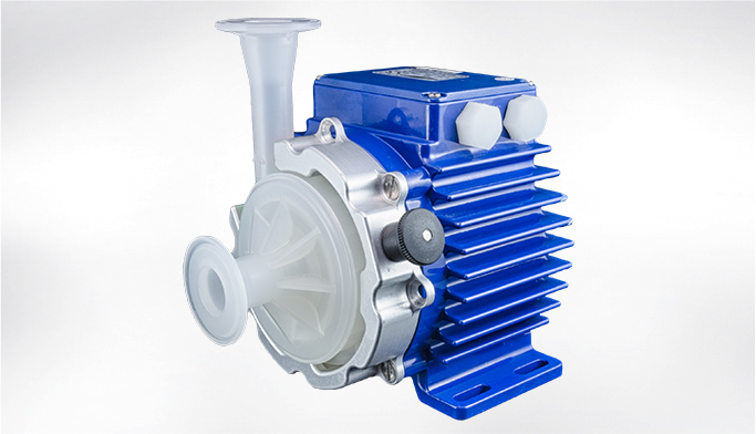 Puralev® 600SU single-use centrifugal pump